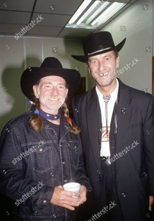 Willie Nelson and Hank Wangford