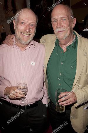 Ian Barritt (Duke/Clown) and Hugh Ross