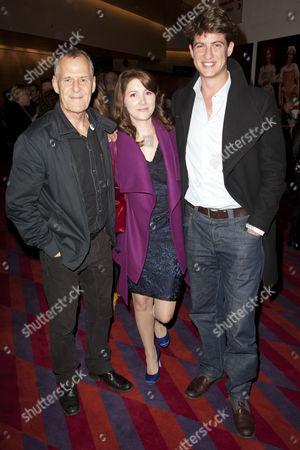 Ian Gelder, Emma Neil Wilkinson and Matt Barber