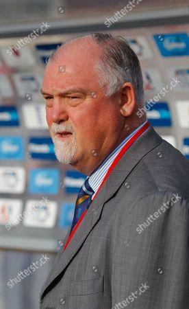 Former England captain Mike Gatting