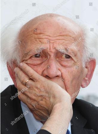 Stock Picture of Zygmund Bauman