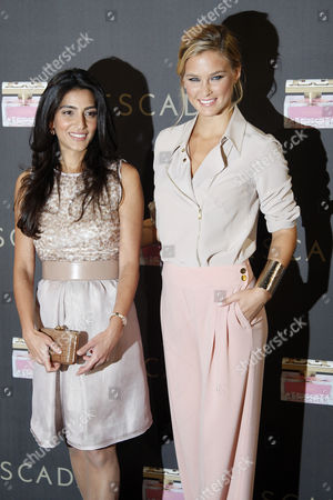 Megha Mittal and Bar Refaeli