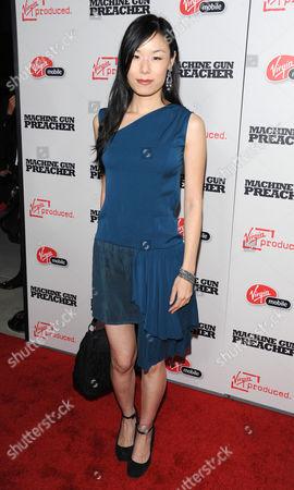 Editorial image of 'Machine Gun Preacher' film premiere, Los Angeles, America - 21 Sep 2011