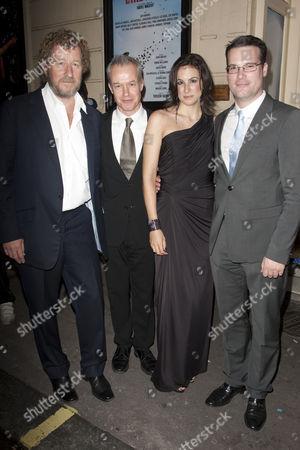 Sebastian Faulks (Author), Nick Frankfort (Producer), Becky Barber (Producer) and Tobias Round (Producer)