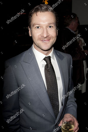 Billy Carter (Private Brennan/Lucien Lebrun) attends the after party at the National Gallery Cafe