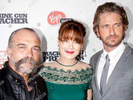 Sam Childers Michelle Monaghan Gerard Butler