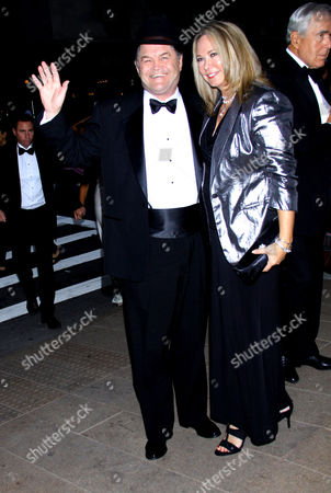 Micky Dolenz and Donna Quinter