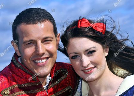Editorial image of 'Snow White' Pantomime photocall, Weymouth, Dorset, Britain - 21 Sep 2011