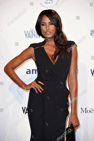 Editorial picture of amfAR's Event, Spring Summer 2012, Milan Fashion Week, Milan, Italy - 23 Sep 2011