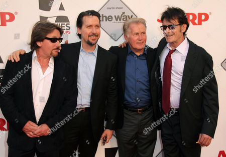 Editorial photo of 'The Way' Film Premiere, Los Angeles, America - 23 Sep 2011