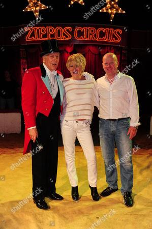 Norman Barrett, Linda Henry, Steve McFadden