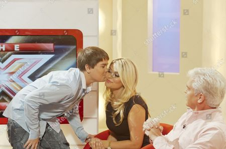 Editorial image of 'This Morning' TV Programme, London, Britain - 26 Sep 2011