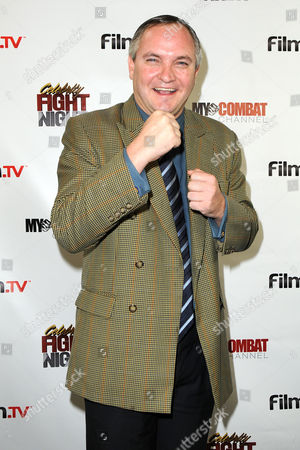 Editorial picture of 'Celebrity Fight Night' Press Conference, Los Angeles, America - 26 Sep 2011