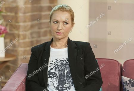 Editorial image of 'This Morning' TV Programme, London, Britain - 27 Sep 2011