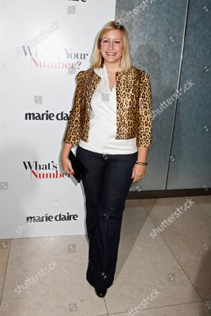 Editorial photo of 'What's Your Number' film premiere, New York, America - 27 Sep 2011