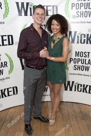 Editorial image of 'Wicked' The Musical, 5th birthday celebration, London, Britain - 27 Sep 2011