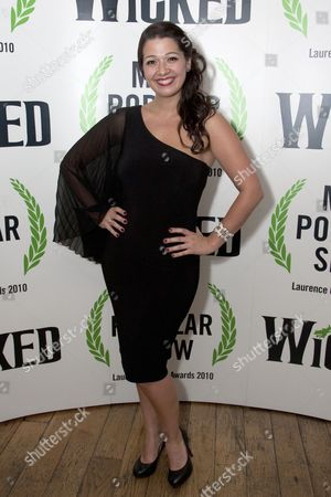 Editorial picture of 'Wicked' The Musical, 5th birthday celebration, London, Britain - 27 Sep 2011