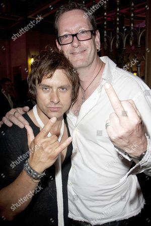 Tim Howar and Jon Rose