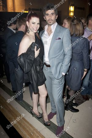 Editorial image of 'Rock of Ages: The Musical' Premiere After Party at Freemasons Hall, London, Britain - 28 Sep 2011