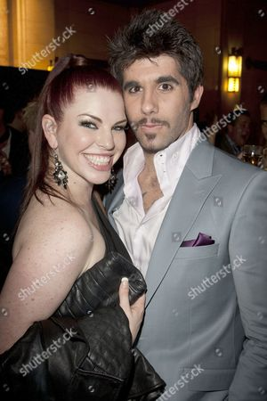 Editorial picture of 'Rock of Ages: The Musical' Premiere After Party at Freemasons Hall, London, Britain - 28 Sep 2011