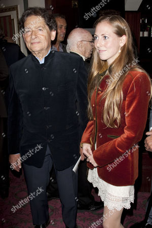Lord Lawson and daughter Emily Lawson
