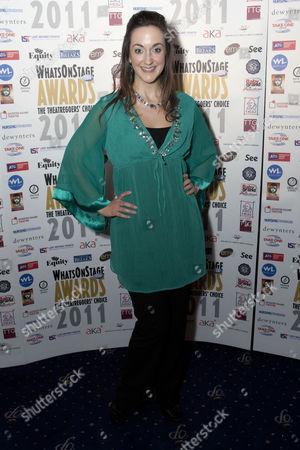 Editorial photo of whatsonstage.com Awards Nominations Party, Cafe de Paris, London, Britain - 03 Dec 2010