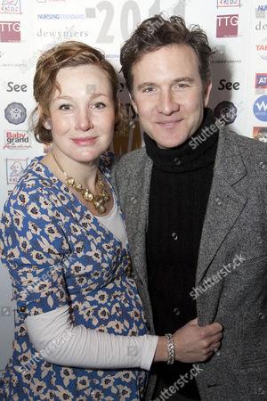 Nancy Carroll and Jo Stone-Fewings