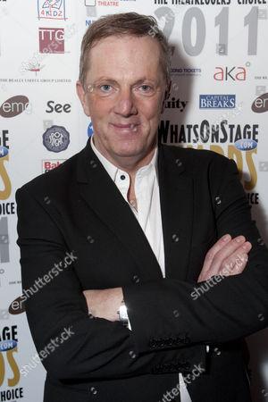 Editorial image of whatsonstage.com Awards Nominations Party, Cafe de Paris, London, Britain - 03 Dec 2010