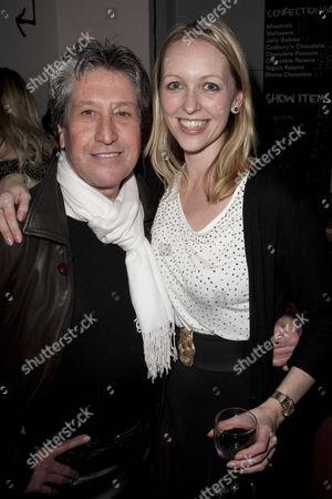 David Cardy and Imogen Kinchin (Senior Producer)