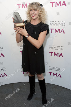 Editorial picture of TMA Management Awards at the Lyric Theatre Hammersmith, London, Britain - 07 Nov 2010