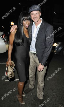 Heather Small and Brian Fortuna