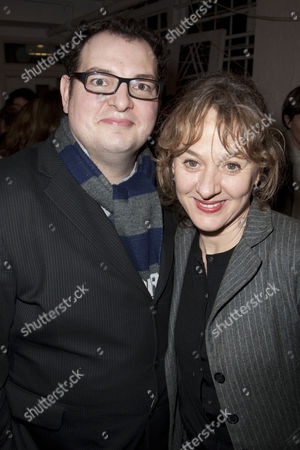 Ian Midlane (Hereford) and Niamh Cusack (Sarah Danby)