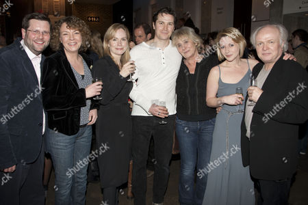 David Eldridge (Author), Sophie Stanton (Marina), Abigail Cruttenden (Angela), Kieran Bew (The Men), Margot Leicester (Barbara), Lisa Dillon (Lucy) and Michael Attenborough (Director)