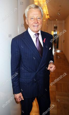 Stock Picture of Per Neuman (MD of Estée Lauder Companies)