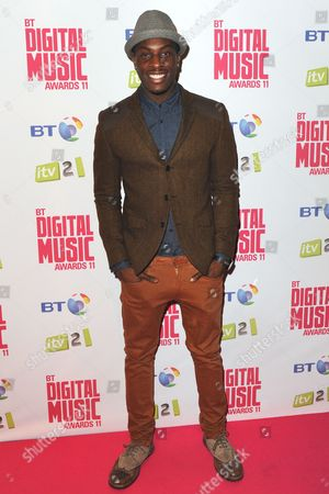 Editorial picture of BT Digital Music Awards at The Roundhouse, London, Britain - 29 Sep 2011