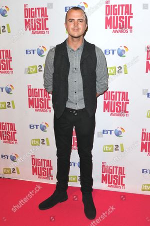 Editorial photo of BT Digital Music Awards at The Roundhouse, London, Britain - 29 Sep 2011