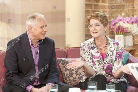 Nick Owen and Anne Diamond