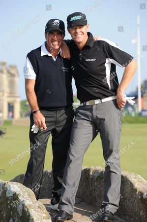 Editorial photo of Alfred Dunhill Links Pro-Am Championship Golf, St Andrews, Scotland, Britain - 30 Sep 2011