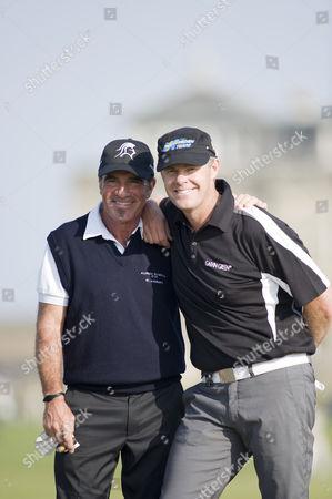 Tico Torres and Joakim Haeggman