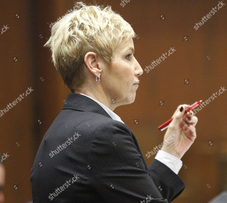 Stock Photo of Prosecutor Deborah Brazil