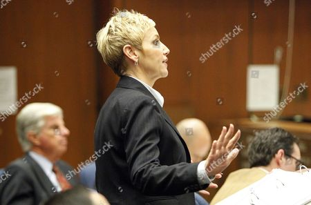 Editorial photo of Dr Conrad Murray trial, Los Angeles, America - 30 Sep 2011