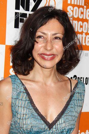 Stock Picture of Yazmina Reza