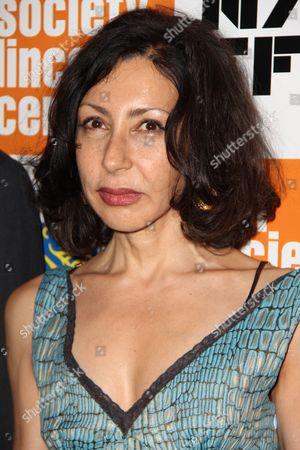 Stock Image of Yazmina Reza