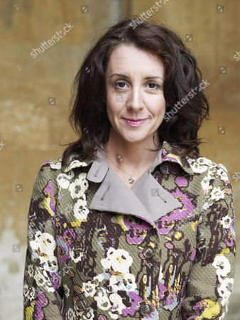 Stock Image of Lucy Siegle