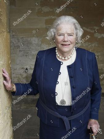 Lady Mary Soames