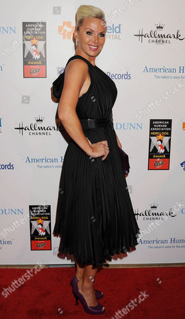 Editorial picture of American Humane Association launches its first annual Hero Dog Awards, Los Angeles, America - 01 Oct 2011