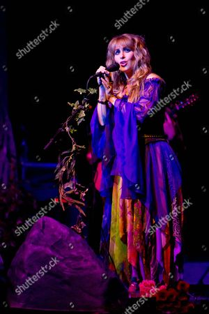 Editorial photo of Blackmore's Night in concert in Moscow, Russia - 23 Sep 2011
