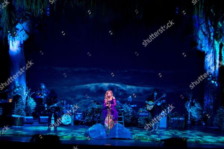 Stock Picture of Blackmore's Night - Candice Night and Ritchie Blackmore