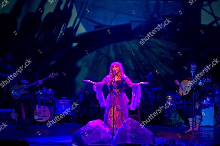 Stock Photo of Blackmore's Night - Candice Night and Ritchie Blackmore