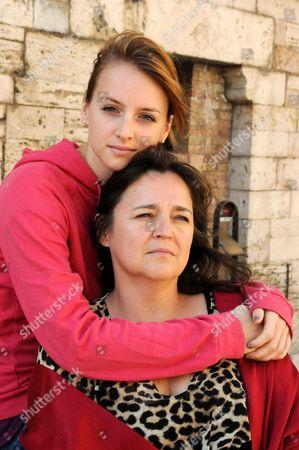 Deanna Knox and Edda Mellas